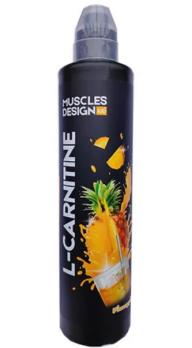 L-карнитин - Со вкусом лимонад - Ананаса (жидкий)