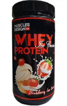 Протеин сывороточный со вкусом малины